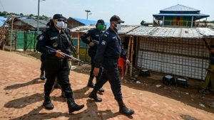 Bangladesh Moves to Control Outbreak of Gang Violence at Rohingya Camps